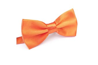 Bow tie - Various Colours [Colour: Orange]