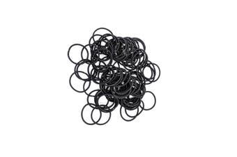 Hair Ties [Colour: Black]