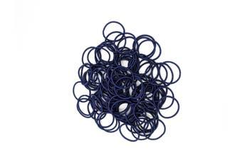 Hair Ties [Colour: Navy]