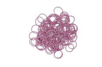 Hair Ties [Colour: Pink]