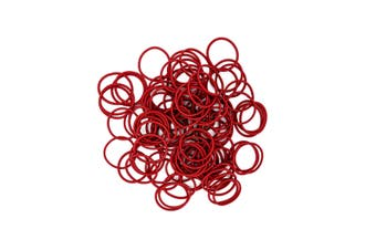Hair Ties [Colour: Red]