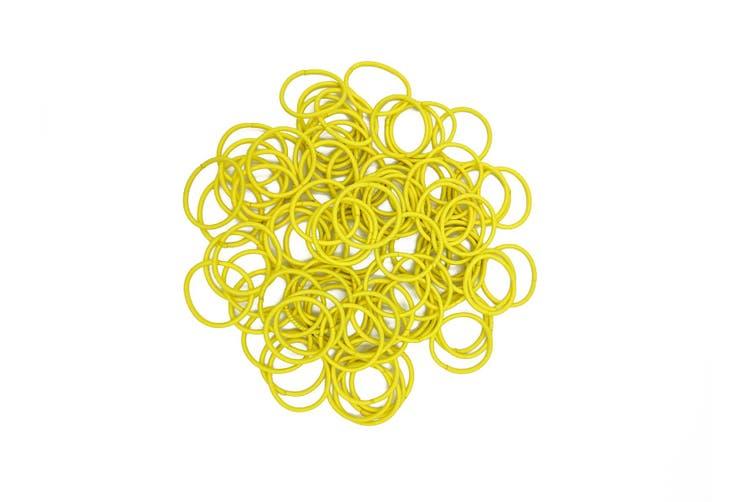Hair Ties [Colour: Yellow]