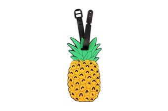 Luggage Tag [Design: Pineapple]