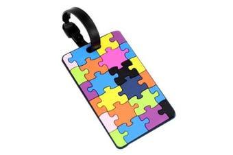 Luggage Tag [Design: Puzzle]