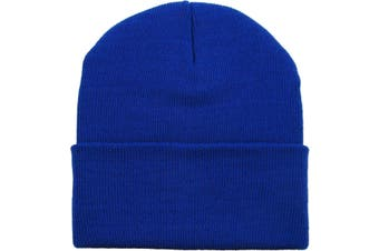 Basic Beanie [Colour: Blue]