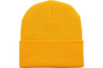 Basic Beanie [Colour: Yellow]