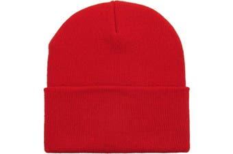 Basic Beanie [Colour: Red]