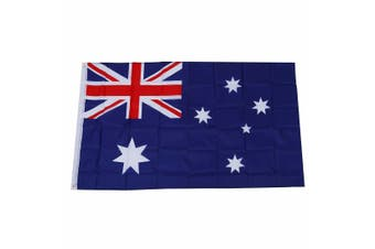 Large Australian Flag 90cm x 150cm - 3ft x 5ft