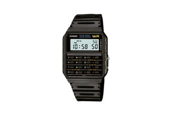 Casio Black Calculator Watch CA53W-1 CA53
