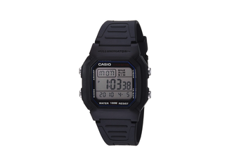 Casio W800H-1 Watch Black Classic Men's Digital Sport W800