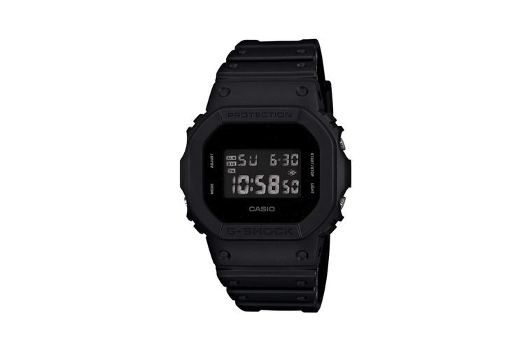 Casio G-Shock DW5600BB-1 Classic Black Digital Watch DW5600