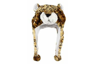 Animal Beanie - Cheetah