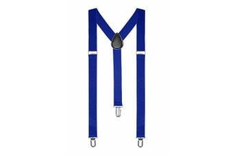 Suspenders - Dark Blue