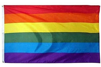 Rainbow Pride Flag Gay 90 x 150 CM
