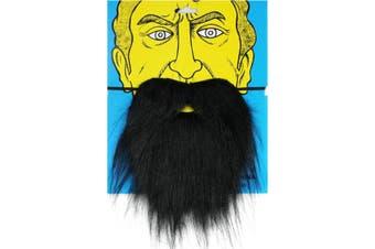 Elastic Fake Beard - Black