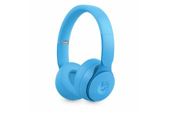 Beats Solo Pro Wireless Noise Cancelling Headphones - Light Blue MRJ92FE/A