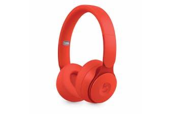 Beats Solo Pro Wireless Noise Cancelling Headphones - Red MRJC2FE/A