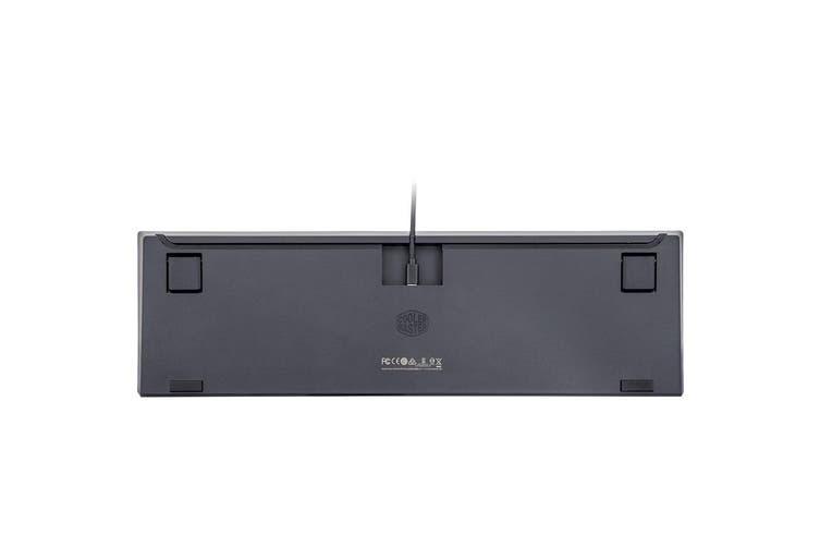 Cooler Master MasterKeys MK750 Mechanical Keyboard RGB Cherry MX Blue