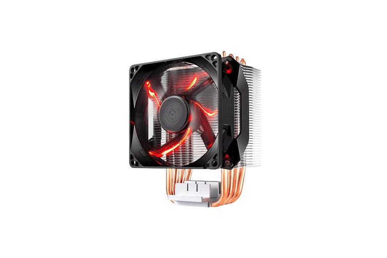 Cooler Master Hyper H410R RGB Air Cooler with 4 Heat Pipes Design