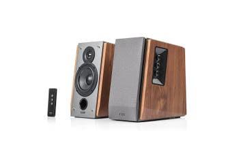 Edifier R1600T III 2.0 Bookshelf Studio Speakers with Remote - Brown
