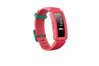 Fitbit Ace 2 Activity Tracker - Watermelon/Teal