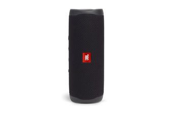 New JBL Flip 5 Portable Bluetooth Speaker - Matte Black