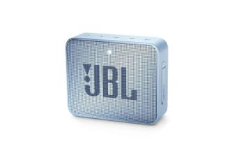 JBL GO 2 Mini Portable Wireless Bluetooth Speaker - Cyan