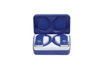 JBL Endurance Peak In-Ear Wireless Bluetooth Headphone - Blue