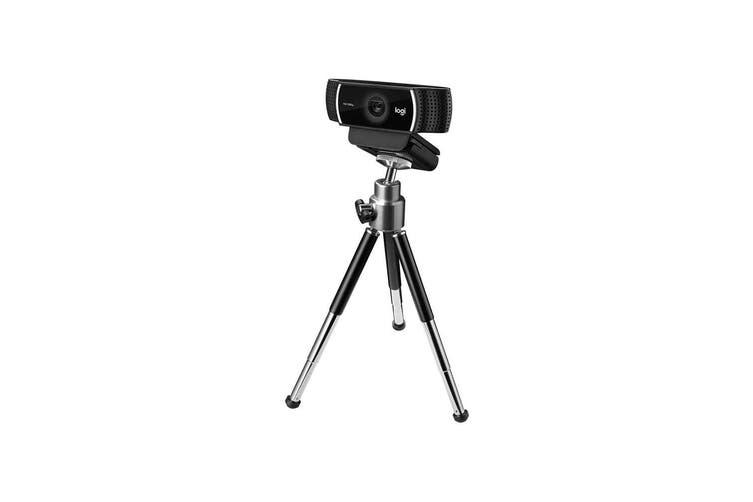 Logitech C922 Pro Stream Webcam Full HD 1080p