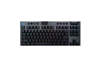 Logitech G915 TKL LIGHTSPEED Wireless RGB Mechanical Gaming Keyboard - GL Clicky