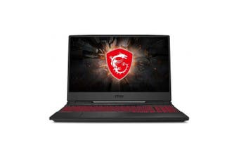 MSI GL65 Leopard 10SCSR-038AU 15.6in 144Hz i7-10750H GTX1650Ti 16GB 512GB Gaming Laptop