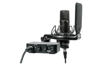 Rode NT1 Complete Studio Kit with AI1 Interface + Shockmount (NT1/AI1KIT)