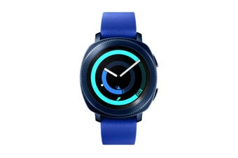 Samsung Gear Sport Smartwatch SM-R600 - Blue SM-R600NZBAXSA