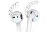 3 Pairs Hooks And Covers Accessories For Apple Earphone Earbuds White