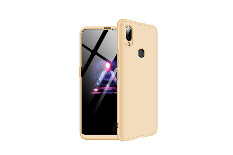 Frosted Shield Matte Ultra Thin Slim Shockproof Shell Cover For Vivo Gold X23