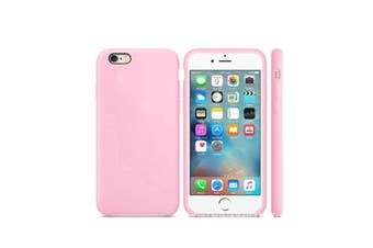 Silicone Gel Rubber Shockproof Protective Case Cover For Iphone Hot Pink I7Plus I8Plus(5.5)
