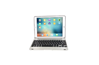 Removable Wireless Bluetooth Keyboard For Ipad Air1/Air 2 - 9.7 Inch Silver