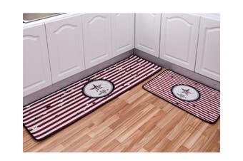 Non-Slip Kitchen Floor Mat Doormat Runner Rug - 1 , 60X160Cm