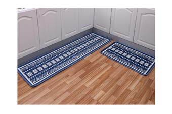 Non-Slip Kitchen Floor Mat Doormat Runner Rug - 7 , 60X160Cm