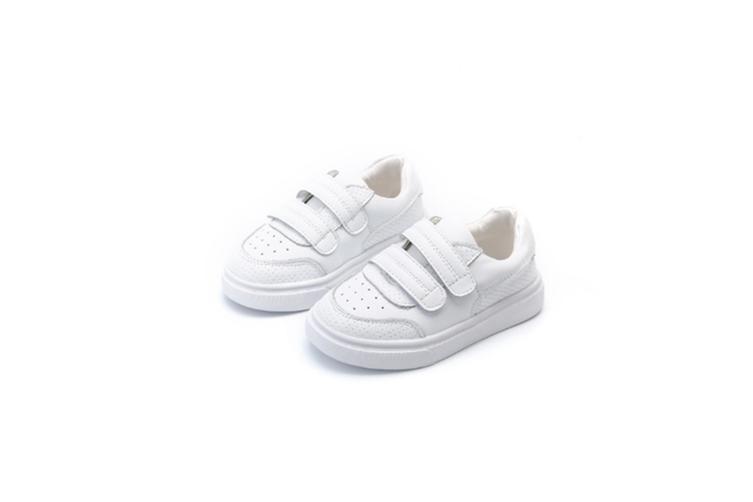 Boy'S Girl'S Fashion Sports Sneaker Breathable White Shoes White 31