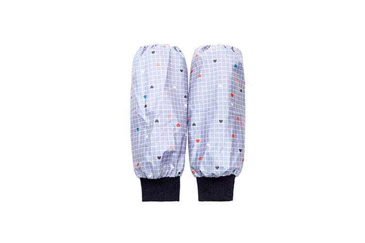 3 Pair Of Household Use Waterproof Antifouling Oversleeves Long Arm Sleeves - 2 29Cm