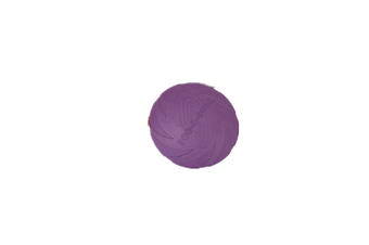 Pet Training Cyber Rubber Flying Saucer Interactive Toys,Floating Water Dog Toy Purple S