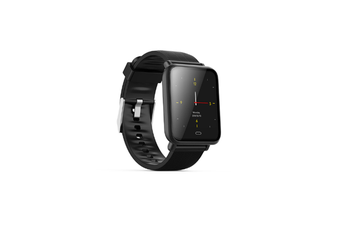 Smart Watch/Fitness Tracker,Waterproof Slim Sports Bracelet Activity Black