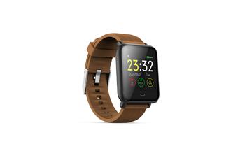 Smart Watch/Fitness Tracker,Waterproof Slim Sports Bracelet Activity Coffee