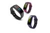 Bluetooth Heart Rate Monitor Fitness Tracker Smart Wristband Black