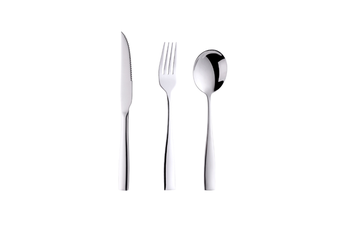 Tableware Set Stainless Steel Steak Knife And Fork Spoon Three-Piece - 3Pcs 3Pcs