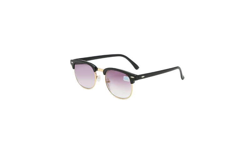 Nearsighted Shortsighted Myopia Sunglasses Glasses For Men And Women - 1 Gold 350 Degrees Myopia
