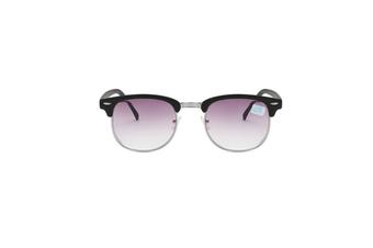 Nearsighted Shortsighted Myopia Sunglasses Glasses For Men And Women - 3 Silver 100 Degrees Myopia
