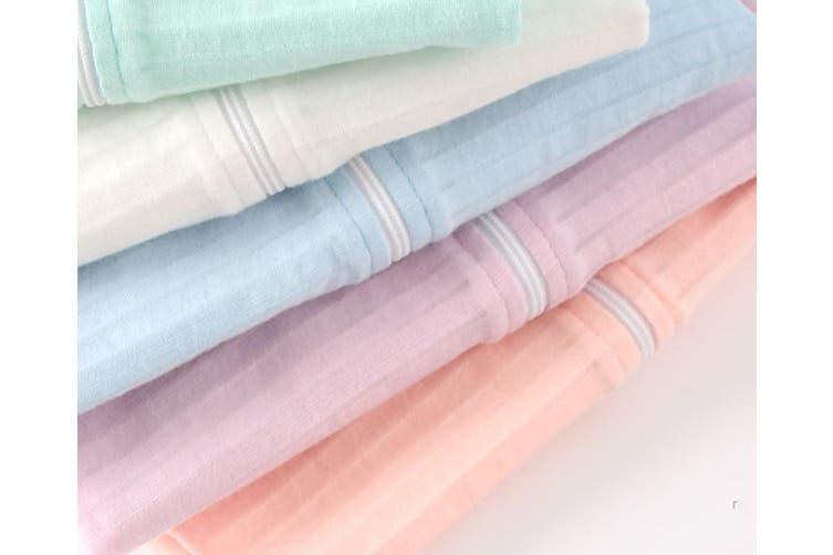 Long Sleeves Hooded Zip Sunscreen Coats Summer For Unisex Toddler Kids - Green Green 120Cm