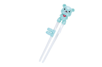 Children Train Chopsticks Babies To Practice Learning Chopsticks Tableware Green